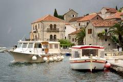 Μαυροβούνιο perast Στοκ φωτογραφίες με δικαίωμα ελεύθερης χρήσης