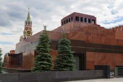 Μαυσωλείο Λένιν, Ρωσία Στοκ φωτογραφία με δικαίωμα ελεύθερης χρήσης