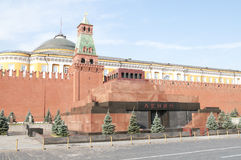 μαυσωλείο Λένιν Στοκ Φωτογραφία