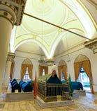 μαυσωλείο gazi του Bursa orhan Στοκ εικόνες με δικαίωμα ελεύθερης χρήσης