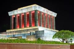 Μαυσωλείο του Ho Chi Minh Στοκ φωτογραφίες με δικαίωμα ελεύθερης χρήσης