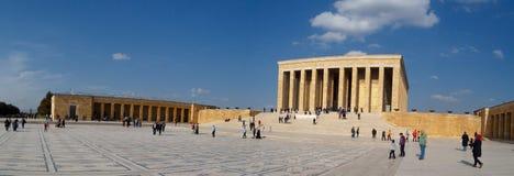 Μαυσωλείο Ataturk Στοκ εικόνα με δικαίωμα ελεύθερης χρήσης