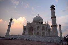 Μαυσωλείο taj-Mahal Στοκ Φωτογραφίες