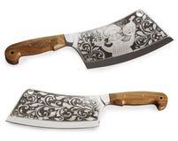 Μαχαίρια κουζινών Στοκ εικόνες με δικαίωμα ελεύθερης χρήσης