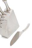 Μαχαίρια κουζινών Στοκ εικόνα με δικαίωμα ελεύθερης χρήσης