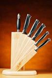 μαχαίρια Στοκ φωτογραφία με δικαίωμα ελεύθερης χρήσης