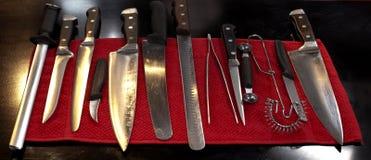 Μαχαίρια Στοκ εικόνα με δικαίωμα ελεύθερης χρήσης