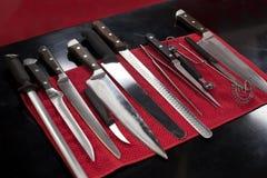 Μαχαίρια Στοκ εικόνες με δικαίωμα ελεύθερης χρήσης