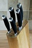 μαχαίρια στοκ φωτογραφία