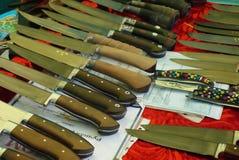 μαχαίρια Στοκ Εικόνες