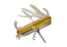 μαχαίρι για πολλές χρήσει& Στοκ εικόνα με δικαίωμα ελεύθερης χρήσης
