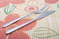 μαχαίρι δικράνων Στοκ φωτογραφίες με δικαίωμα ελεύθερης χρήσης
