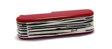 μαχαίρι Ελβετός Στοκ φωτογραφία με δικαίωμα ελεύθερης χρήσης