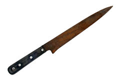 μαχαίρι παλαιό Στοκ Εικόνα