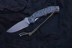 Μαχαίρι στρατιωτικό, ειδικές δυνάμεις Στοκ εικόνα με δικαίωμα ελεύθερης χρήσης