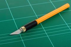 Μαχαίρι τεχνών Στοκ εικόνες με δικαίωμα ελεύθερης χρήσης