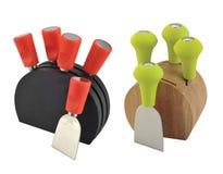 Μαχαίρι τυριών Στοκ εικόνες με δικαίωμα ελεύθερης χρήσης