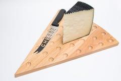 μαχαίρι τυριών Στοκ Φωτογραφίες