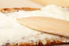 μαχαίρι ψωμιού χαρτονιών πο& Στοκ φωτογραφία με δικαίωμα ελεύθερης χρήσης