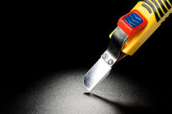 Μαχαίρι Στοκ φωτογραφία με δικαίωμα ελεύθερης χρήσης