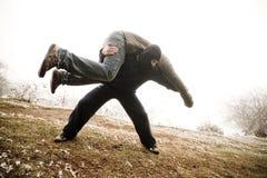 μαχητές Στοκ φωτογραφίες με δικαίωμα ελεύθερης χρήσης