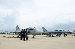 μαχητής αεροσκαφών Στοκ εικόνες με δικαίωμα ελεύθερης χρήσης