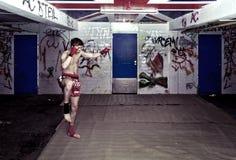 μαχητής αστικός Στοκ Φωτογραφίες