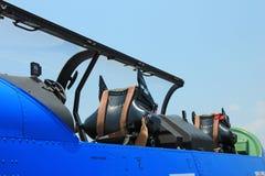 Μαχητής πιλοτηρίων Στοκ εικόνα με δικαίωμα ελεύθερης χρήσης