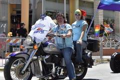 ΜΑΪΆΜΙ ΜΠΙΤΣ, ΦΛΩΡΙΔΑ, στις 9 Απριλίου 2016 - ομοφυλοφιλική υπερηφάνεια στοκ φωτογραφίες