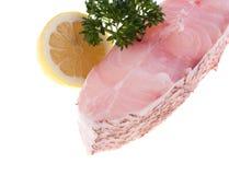 μαϊντανός λεμονιών ψαριών Στοκ Εικόνες