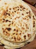 μαϊντανός flatbread στοκ εικόνα με δικαίωμα ελεύθερης χρήσης
