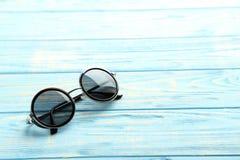 μαύρα γυαλιά ηλίου Στοκ Εικόνα