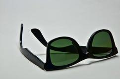 μαύρα γυαλιά ηλίου Στοκ Εικόνες