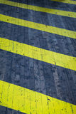 Μαύρα και κίτρινα σύσταση και υπόβαθρο Στοκ Φωτογραφία