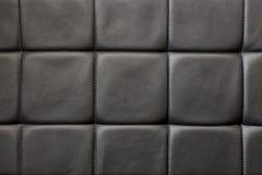 Μαύρα κεραμίδια δέρματος Στοκ εικόνες με δικαίωμα ελεύθερης χρήσης