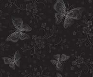 μαύρα λουλούδια πεταλ&omicro Στοκ φωτογραφία με δικαίωμα ελεύθερης χρήσης