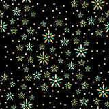 μαύρα λουλούδια ανασκόπησης Στοκ εικόνα με δικαίωμα ελεύθερης χρήσης