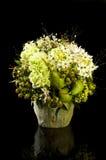 μαύρα λουλούδια ι σχεδίων ανασκόπησης συντακτών Στοκ Εικόνες