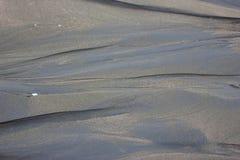μαύρες άμμοι Στοκ Εικόνα