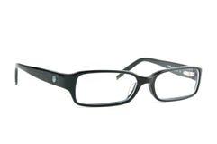 μαύρες eyeglasses γυναίκες Στοκ Εικόνες