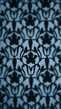 Μαύρη άμπελος flowerl στο μπλε υπόβαθρο Στοκ φωτογραφίες με δικαίωμα ελεύθερης χρήσης