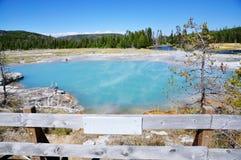 Μαύρη λίμνη διαμαντιών Στοκ φωτογραφίες με δικαίωμα ελεύθερης χρήσης
