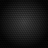Μαύρη αναδρομική ανασκόπηση κύβων Στοκ Εικόνες
