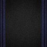 Μαύρη ανασκόπηση μαλλιού Στοκ φωτογραφία με δικαίωμα ελεύθερης χρήσης