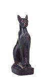 μαύρη γάτα Αιγύπτιος Στοκ φωτογραφίες με δικαίωμα ελεύθερης χρήσης