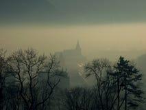 Μαύρη εκκλησία Στοκ Εικόνες