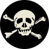 μαύρη ετικέτα Στοκ εικόνα με δικαίωμα ελεύθερης χρήσης