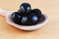 Μαύρη ελιά στοκ εικόνα με δικαίωμα ελεύθερης χρήσης