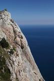 μαύρη θάλασσα βουνών Στοκ Εικόνες