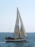 μαύρη θάλασσα regatta βαρκών κόλπων στοκ εικόνα